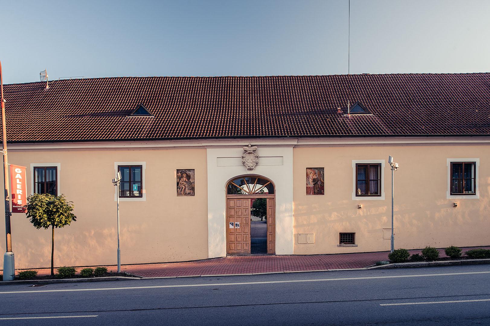 Schwarzenberský špitál